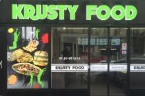 KRUSTY FOOD : restauration rapide au centre-ville de Mantes-la-Jolie