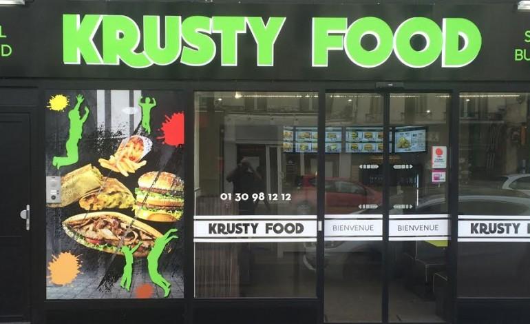 Nouveau Fast Food Mantes