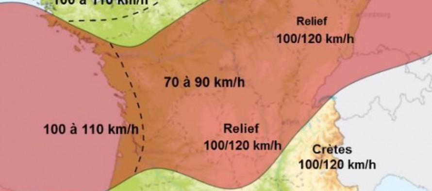 Météo : les Yvelines épargnés par les vents violents et les fortes pluies