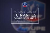 Coupe de France : une prévente pour le match FC Mantois-Nantes