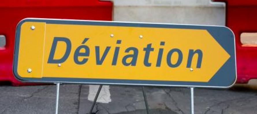 Mantes-la-Ville : risques de perturbations de la circulation et du stationnement en raison de travaux