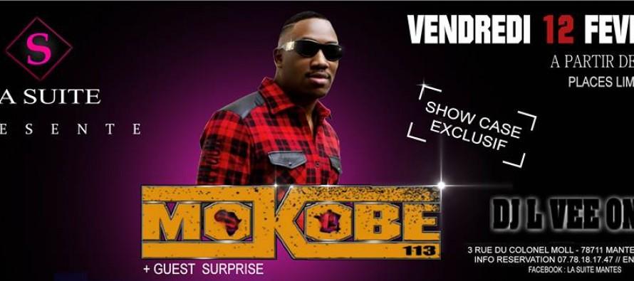 Mantes-la-Ville : le rappeur Mokobé en show case à La Suite vendredi