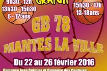 Mantes-la-Ville : un stage de basket gratuit pour les 6-18 ans