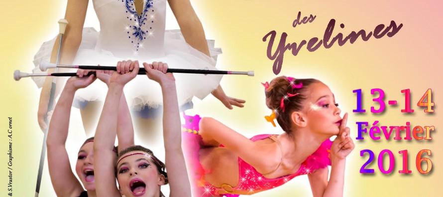 Mantes-la-Ville : championnat départemental de Twirling bâton