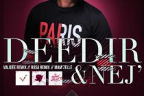 Mantes-la-Ville : DJ Deedir & Nej' à La Suite vendredi 5 février