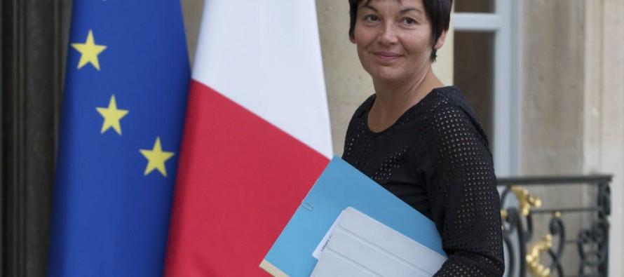 Mantes-la-Jolie – Gargenville : la ministre de la fonction publique Annick Girardin en visite