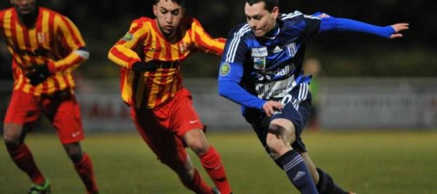 Foot – CFA – 17e J: Mantes s'incline à Dieppe en match en retard