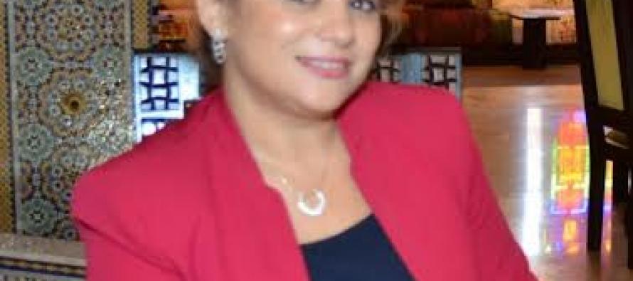 Journée internationale de la femme: conférence de Mme Ouafae Bekkali à Mantes-la-Jolie