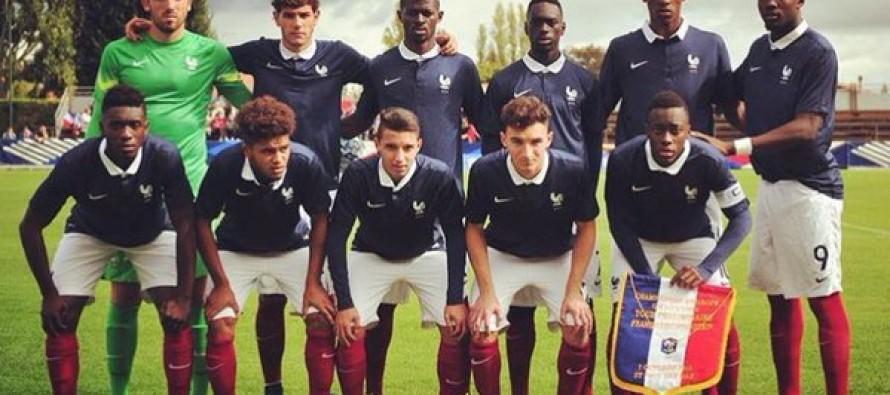 Foot : avec la France, Enock Kwateng se qualifie pour l'Euro U19