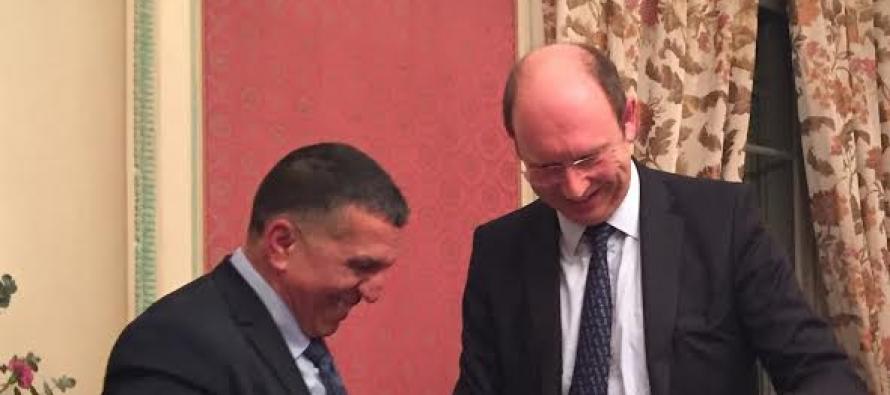 Mantes-la-Jolie : Kebir Essabbak nommé ambassadeur de la ville