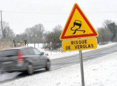 Météo : Les Yvelines placés en alerte orange neige et verglas
