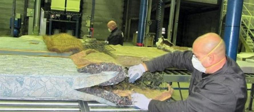 Emploi – Limay : Recyc Matelas Europe recrute