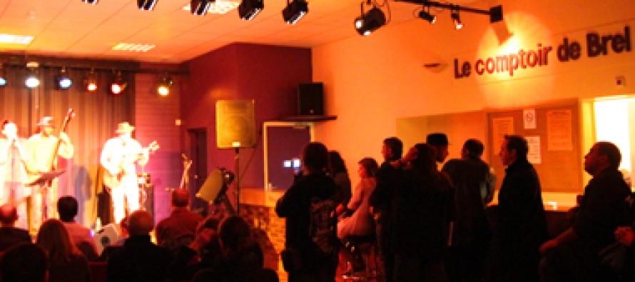Mantes-la-Ville – Comptoir de Brel : Concert de l'Usine à sons