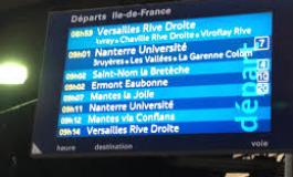 Grève SNCF du 25 mai : horaires des trains directs Mantes-Paris et Paris-Mantes
