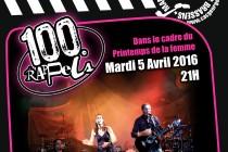 La Note Rose : «les 100 rappels» en concert au CAC pour le printemps de la femme