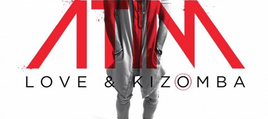 Musique : «Love & Kizomba», le nouvel album d'Atim