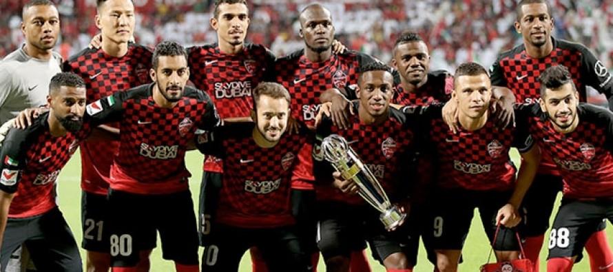 Foot : Moussa Sow remporte le titre de champion avec Al-Ahli Dubaï (EAU)
