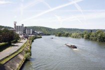 Bonnières-sur-Seine : les pompiers sauvent une jeune femme de la noyade