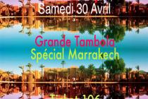 L'infinity – Tombola : gagnez 2 billets pour un séjour à Marrakech