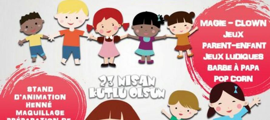 A.P.E.L TR : la fête des enfants turcs, c'est samedi