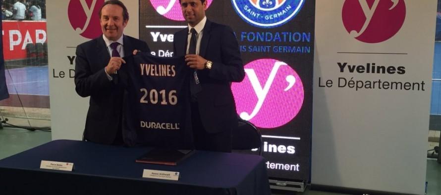 Yvelines : Pierre Bédier et Nasser Al-Khelaïfi se sont rencontrés