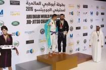 Jiu-Jitsu brésilien : Karim Boursali termine troisième au mondial d'Abu Dhabi (EAU)