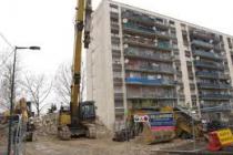 Mantes-la-Jolie: la rue Christophe-Colomb prolongée