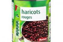 Auchan : attention, goût et odeur anormaux dans les haricots rouges