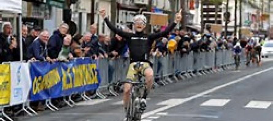 Cyclisme : le Paris-Mantes c'est dimanche avec une arrivée au centre-ville