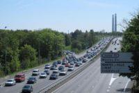 Yvelines : bouchons sur l'A13 en direction de la Normandie entre les Mureaux et Mantes