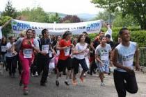 Magnanville : 520 élèves participent à la Course contre la Faim