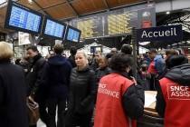 SNCF : trafic très perturbé entre Paris et Mantes après l'agression d'un conducteur