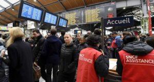 GREVE SNCF 18 MAI