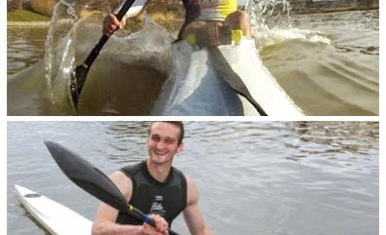 ASM Canoë-Kayak : Le Moel et Boursier sélectionnés en équipes de France
