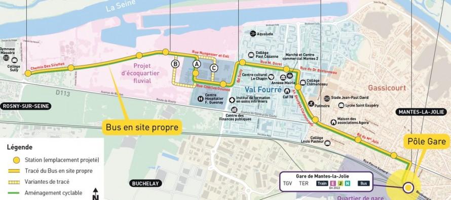 Transports Mantes : la concertation sur la création d'une ligne de  bus est lancée