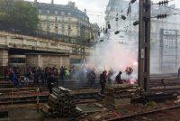 SNCF : il y aura 36 jours de grève entre avril et juin