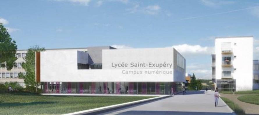 Mantes-la-Jolie : le lycée Saint-Exupéry accueille le Forum des Usages Numériques
