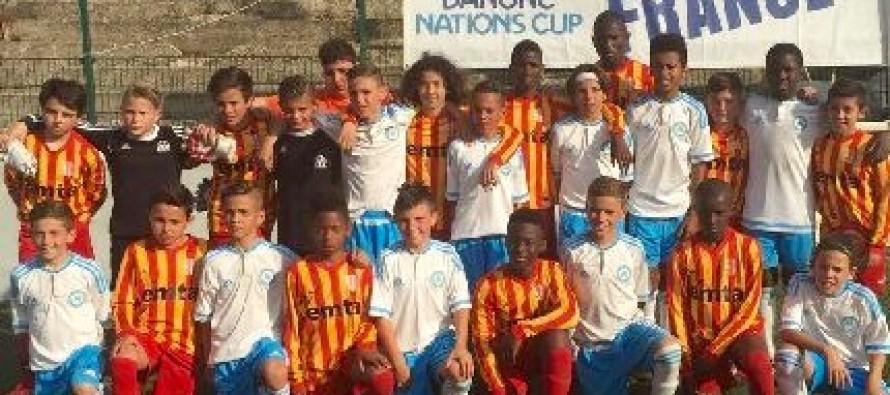 Danone Nations Cup : le FC Mantois éliminé en quarts par l'OM