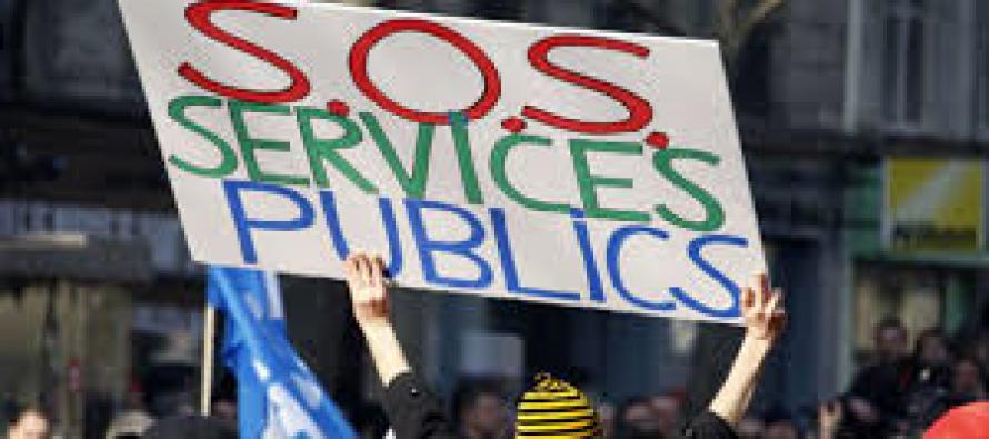 Limay : grève des services publics jeudi 26 mai
