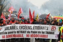 Loi travail : nouvelle journée de grève générale le jeudi 12 mai