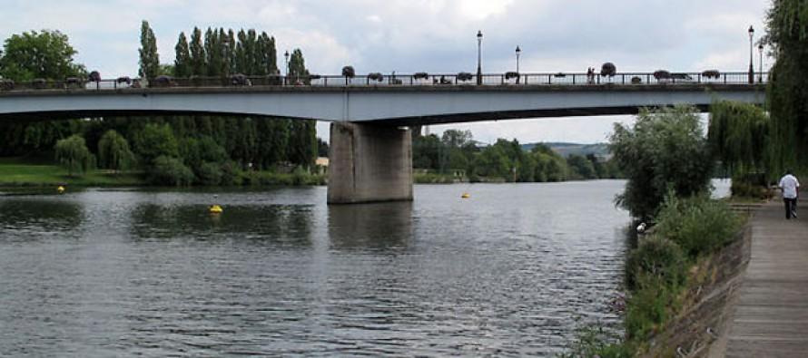 Intempéries : la Seine monte aussi à Mantes-la-Jolie