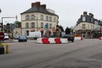 Mantes-la-Jolie : le carrefour Aristide Briand maintenu dans sa configuration actuelle