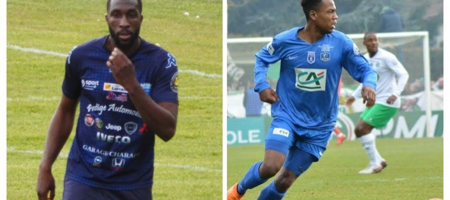 Foot :  Ba et Irep promus en CFA avec Raon L'étape