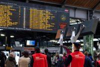 Grève SNCF du 22 mars : horaires des trains directs Mantes-Paris et Paris-Mantes
