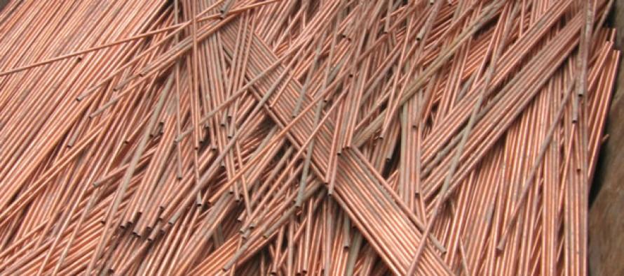 Orange de Buchelay : 1,5 tonne de cuivre volée
