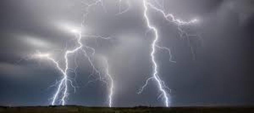 Alerte Météo : les Yvelines en vigilance orange orages