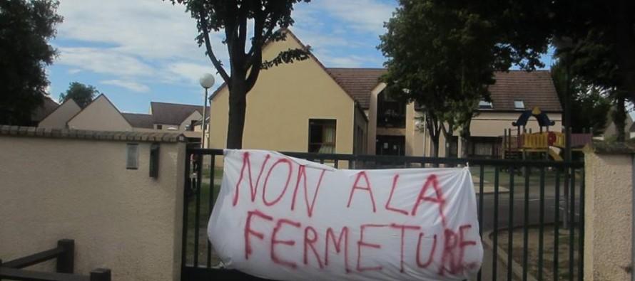 Limay : des parents disent non à la fermeture d'une classe