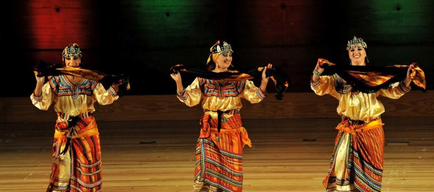 Mantes-la-Jolie : journée d'initiation à la danse kabyle