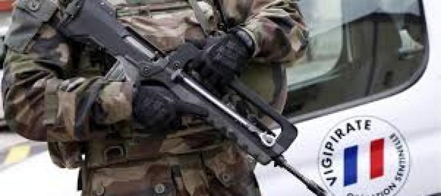 Magnanville : des militaires protègent les établissements scolaires