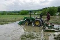Inondations : le département va aider les agriculteurs touchés